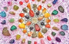 Great introduction to healing crystals. How they work, how to choose which ones to work with, how to use them.