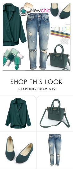"""""""Lovenewchic 18"""" by nerma10 ❤ liked on Polyvore featuring Essie and Dolce&Gabbana"""
