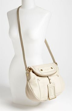MARC BY MARC JACOBS 'Preppy Natasha' Leather Crossbody Bag | Nordstrom $368