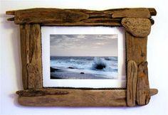 Driftwood photo frames, £88.00