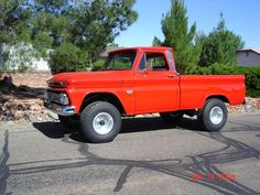 Post pics. Lets see how many 60-66 4x4 are out there. - Page 4 - The 1947 - Present Chevrolet & GMC Truck Message Board Network