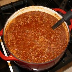 """The Best Chili in Texas! We have been making this chili recipe for over 30 years and it is a winner everytime! This recipe is included on all of our chili seasoning products. -  use vegan beef, sausage, and use vegan """"beef"""" broth or water."""