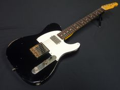 "Custom Guitars and Basses made in Los Gatos. Aged New Stock Guitars, ""T"" ""S"" Styles, and many more."