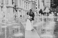 Philadelphia Elopement Photographer | City Hall Wedding | Ingrid & Carlos