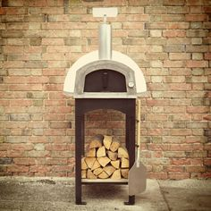 Etna 600 Pizza Oven With Stand & Pizza Peel