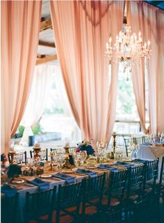 Color Inspiration: Midnight Blue and Navy Wedding Ideas