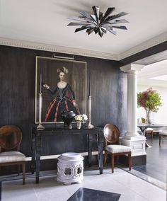 Architectural Digest 2014- Central Park South, NY | Richard Keith Langham