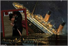 Titanic ballroom in (SL)