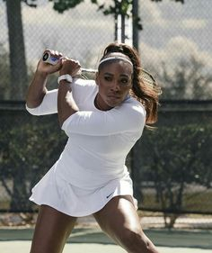 Serena Williams is tennis G.T: the Greatest of All Time. Serena Williams News, Serena Tennis, Wonder Twins, Professional Tennis Players, Shawn Johnson, Body Inspiration, Black Girl Magic, Girl Power, Beautiful People