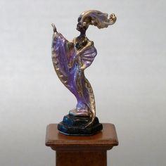 Joseph Addotta, IGMA artisan - Art Deco sculpture