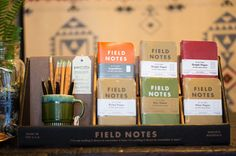 Field Notes at Yardsale Trading Co