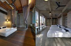 Sekeping Kong Heng hotel by Seksan Design, Ipoh   Malaysia hotel hotels and restaurants