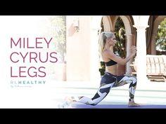 Miley Cyrus Legs   Rebecca Louise - YouTube