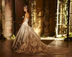 Amalia Carrara ball gown