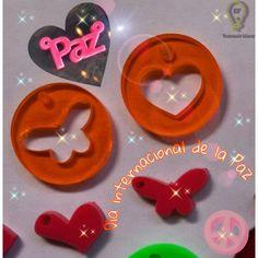 #medallas #letras #acrilicos #butterfly #mariposas #cortelaser