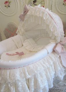 Pink Baby Beds