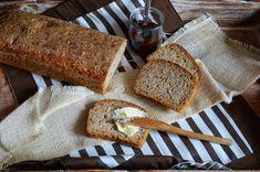 Chleb pszenno-orkiszowy na drożdżach   Kulinarna Maniusia: Blog kulinarny. Przepisy, książki, zdrowie, psychologia, niski IG. Bread, Blog, Brot, Blogging, Baking, Breads, Buns