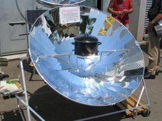 Las cocinas solares forman parte de un crecimiento significativo en la India on http://quenergia.com
