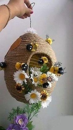 DIY Beehive                                                                                                                                                                                 More