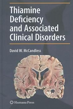 This book represents an intriguing area of both basic and clinical investigation. Modern imaging and diagnostic strategies have facilitated the rapid treatment, and potential reversal of these clinical disorders. The fusion of laboratory and clinical knowledge serve as an example of how research can translate to successful treatment. These data will be of interest to neurologists, internists, nutritionists, biochemists, and many others with interest in thiamine deficiency.