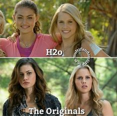 by HendyCape about The Originals TV Time - Episode Comment The Vampire Diaries, Vampire Diaries Poster, Vampire Diaries Wallpaper, Vampire Diaries The Originals, Rikki H2o, H2o Mermaids, Vampire Daries, The Originals Tv, Original Memes