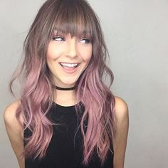 In today's post we will be examining hair color trends for Having colorful hair is great because you have numerous hairstyles listed below. Here are the 20 Trend Hair Colors for Summer Hairstyles, Pretty Hairstyles, Hairstyles Haircuts, Christmas Hairstyles, Casual Hairstyles, Cabelo Rose Gold, Pulp Riot Hair Color, Hair Day, Dyed Hair
