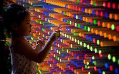 Children Rainbow Land