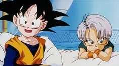 Goten, Trunks
