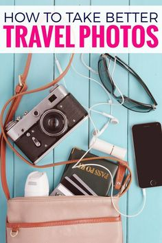 Have a DSLR and don't know how to shoot other than on auto? Read this about how to take better travel photos. ~ http://www.baconismagic.ca