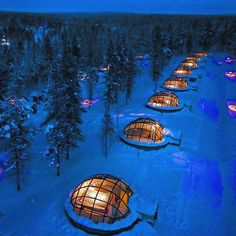 . H Ξ L LO W O R L D ... H I Ξ V Ξ R Y O N Ξ ... . The magical winter experience at Kakslauttanen arctic resort Saariselkä, Finland , 250 kilometers from the Arctic Circle , a lush winter wonderland in the middle of nowhere , enjoyed from the comforts of a peaceful glass igloo offer sweeping views of the night sky is Luxury surprisingly #KakslauttanenArcticResort #landscape #GlassIgloo #Luxury #inspiration #Escape #Lifestyle #F