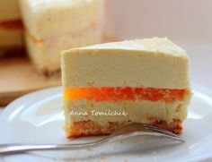 Yummy Lab : Чизкейк Куба Russian Cakes, Mousse Cake, Cheesecakes, Cake Recipes, Sweet Tooth, Deserts, Food And Drink, Yummy Food, Cookies