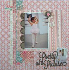 Pretty as a Picture - Scrapbook.com