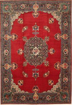 Persian Tabriz 50 Raj rug