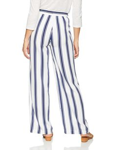 BB Dakota Womens Gove Tassel Detail Stripe Pant Vintage Blue Extra Small *** Click picture for more details. (This is an affiliate link). Striped Pants, Dress Pants, Tassels, Bb, Detail, Link, Vintage, Dresses, Fashion