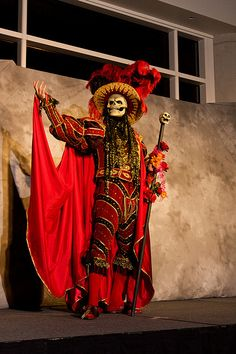 San Diego Comic-Con 2009 MASQUERADE - PHANTOM OF THE OPERA by Howie Muzika, via Flickr