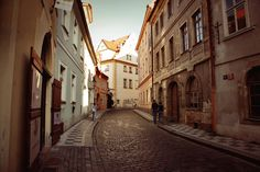 .The Streets of Prague. by cichutko on DeviantArt