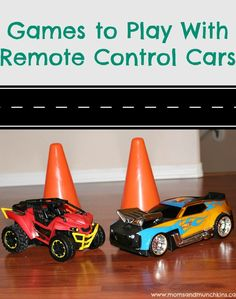 Click here for more fun ways for your kids to enjoy their remote control Hot Wheels cars!