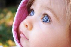 Ideas For Baby Girl Photography Blue Eyes Beautiful Children Baby Girl Blue Eyes, Blue Eyed Baby, Big Blue Eyes, Baby Eyes, Beautiful Blue Eyes, Beautiful Baby Girl, Beautiful Children, Baby Blue, Precious Children