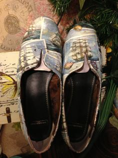 My handmade shoes- vintage design- exclusive - maitranthihoang@gmail.com