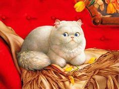 Творчество художника из Японии Макото Мураматсу. Обсуждение на LiveInternet - Российский Сервис Онлайн-Дневников
