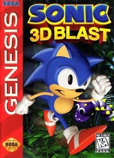Play Sonic Blast on Sega Genesis (Mega Drive) Online in your Browser ✅ Enter and Start Playing FREE. Mega Drive Games, Sega Mega Drive, Classic Video Games, Retro Video Games, Retro Games, Vintage Games, Vintage Toys, Playstation, Play Sonic