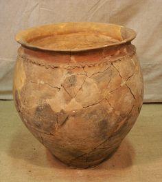 Storage Vessel Egypt, Bronze, Storage, Collection, Purse Storage, Larger, Store