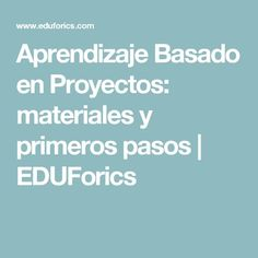 Flipped Classroom, Cooperative Learning, Project Based Learning, English Lessons, Professor, Homeschool, High School, Teacher, Education
