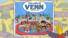 Learning Geometry in the Land of Venn