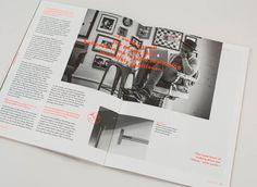 Editorial Design Inspiration: 99U Quarterly Mag No.6 | Abduzeedo Design Inspiration