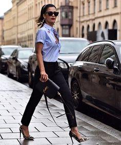 Lifestyle NWS Fashion Inspiratie Goodmorning! Hebben jullie een fijn weekend gehad? Hierbij mijn 10 favoriete fashion blogger outfits van de afgelopen week ..Xoxo Danielle Bron: Instagram Wil jij op de hoogte blijven van het laatste lifestyle nieuws en meekijken achter de schermen van de Lifestyle NWS redactie? Volg ons dan opTwitter,Facebook,InstagramenPinterest! Related PostsLifestyle NWS Fashion …