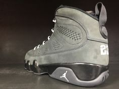 Air Jordan 9 Retro 'Anthracite'