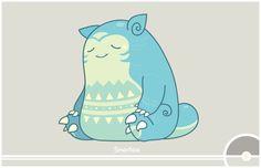 Pokemon Redesign #143 - Snorlax