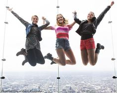 The Summer 2013 Bucket List for Teens and Tweens: http://www.choosechicago.com/blog/post/2013/07/Ten-Things-to-Do-With-Your-Teen-or-Tween-This-Summer/860/