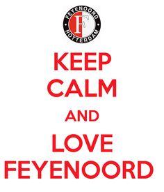 Feyenoord mijn favoriete voetbal club!!